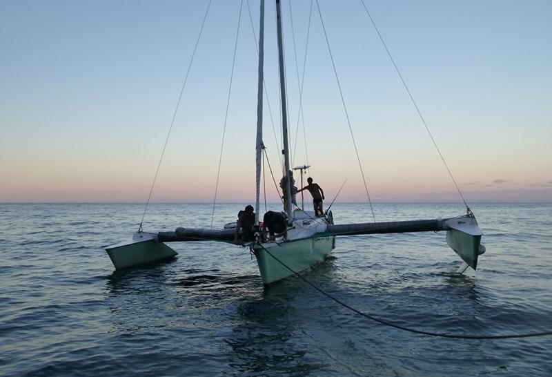assistencia veleiro acores7