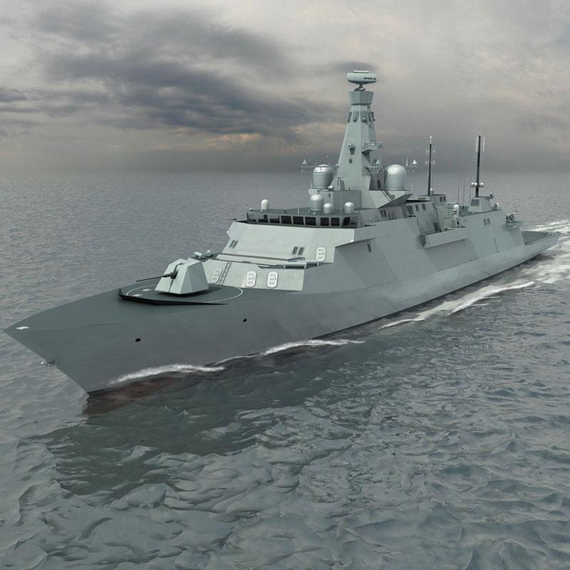 Royal's-Navy's-Type-26-Global-Combat-Ship